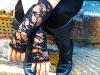 Gli Stolti - guantini neri