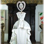 Vally Valli sposa, foto di Teresa Mancini