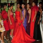 Le concorrenti Miss Seychelles