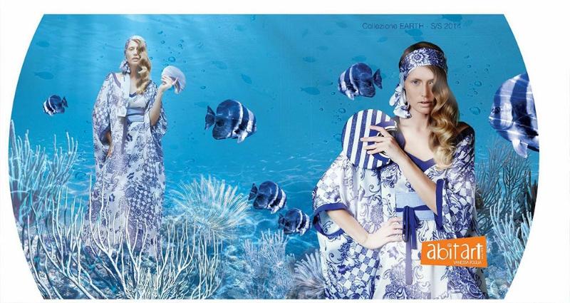 Abitart, Vanessa Foglia, Collezione P/E 2014_linea-fiore