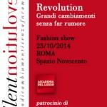 Accadeemia del Lusso_Silent Revolution